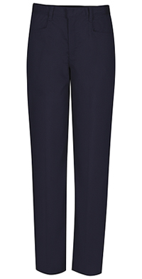 Classroom Girls Adj. Waist Low Rise Pant (51072-DNVY) (51072-DNVY)