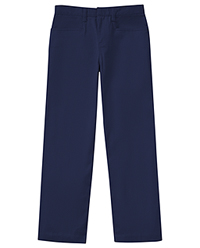 Classroom Uniforms Girls Plus Stretch Low Rise Pant Dark Navy (51073AZ-DNVY)