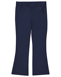 Jr Stretch Moderate Flare Leg Pant (51324-DNVY)