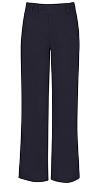 Classroom Uniforms Girls Adj. Waist Stretch Trouser Dark Navy (51711A-DNVY)