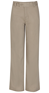 Girls Adj. Waist Stretch Trouser
