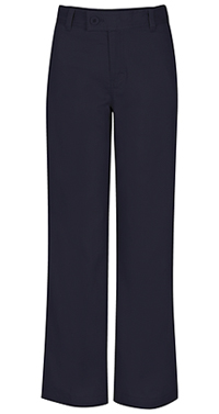 Classroom Uniforms Girls Plus Stretch Trouser Pant Dark Navy (51713-DNVY)