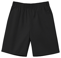Classroom Preschool Unisex Pull On Short (52130-BLK) (52130-BLK)
