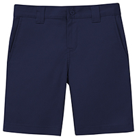 Classroom Uniforms Boys Husky Stretch Slim Fit Short Dark Navy (52483A-DNVY)