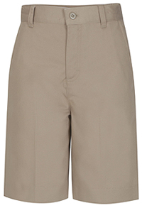 Classroom Uniforms Girls Flat Front Short Khaki (52941-KAK)
