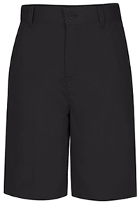 Juniors Flat Front Bermuda Short