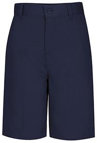 Classroom Uniforms Missy Flat Front Short Dark Navy (52945-DNVY)