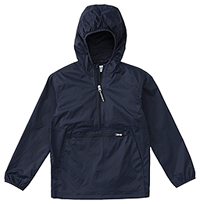 Classroom Uniforms Youth Pack-Away Pullover Navy (53332R-NAVY)