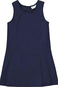 Classroom Uniforms Girls Pleated Jumper Dark Navy (54141-DNVY)