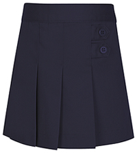 Preschool Girls Tab Pleat Scooter (55120-DNVY)