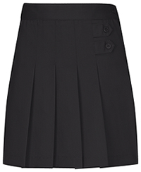 Classroom Girls Pleated Tab Scooter (55121-BLK) (55121-BLK)