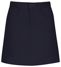 Classroom Uniforms Girls Plus Jean Pocket Scooter Dark Navy (55543-DNVY)