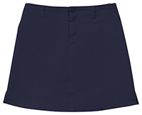 Classroom Uniforms Girls Stretch Fly Front Scooter Dark Navy (55641-DNVY)