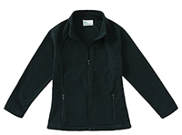 Girls Fitted Polar Fleece Jacket (59102-HUN)