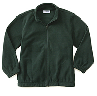 Adult Unisex Polar Fleece Jacket (59204-HUN)