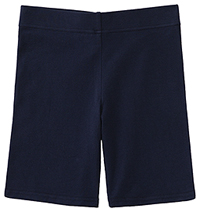 Classroom Uniforms Girls Bike Shorts Dark Navy (59402-DNVY)