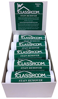 Classroom Uniforms 10pk Stain Remover Sticks Solid Color (59999P10-CLR)