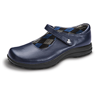 Classroom Uniforms Mary Jane Shoe Girls Dark Navy (5FF112-DNVY)