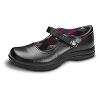 Classroom Uniforms Mary Jane Shoe Adult Black (5FF114-BLK)