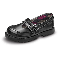 Classroom Uniforms Tootie Shoe Toddler Black (5FF211-BLK)