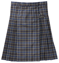 Classroom Uniforms Girls Plus Plaid Kilt PLAID 42 (5P5373A-P42)