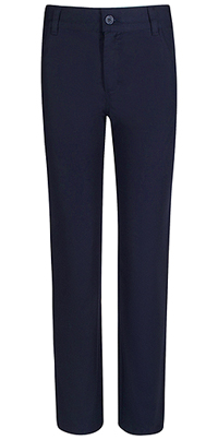 Real School Uniforms REAL SCHOOL Men's Stretch Skinny Pant Navy (60244-RNVY)
