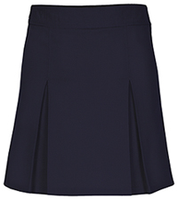 Real School Uniforms REAL SCHOOL Girls Pleated Scooter Navy (65322-RNVY)