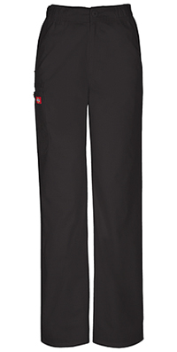 Dickies Men's Elastic Waist Cargo Pant Black (81100-BLWZ)
