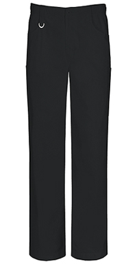 Dickies Men's Zip Fly Pull-on Pant Black (81111A-BLWZ)