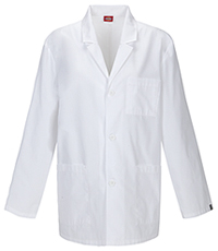 "Professional Whites 31"" Men's Lab Coat (81404A-WHWZ) (81404A-WHWZ)"