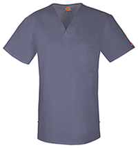 Dickies Men's V-Neck Top Pewter (81800-PTWZ)