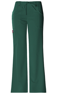 Mid Rise Drawstring Cargo Pant (82011P-HTRZ)