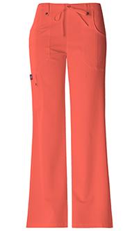 Dickies Mid Rise Drawstring Cargo Pant Mango Tango (82011-MTGZ)