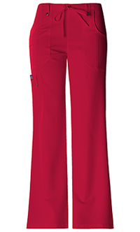 Dickies Mid Rise Drawstring Cargo Pant Red (82011-REWZ)