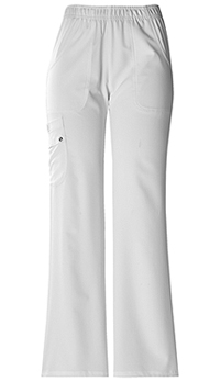 Xtreme Stretch Mid Rise Pull-On Cargo Pant (82012P-DWHZ) (82012P-DWHZ)