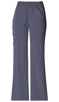 Mid Rise Pull-On Cargo Pant