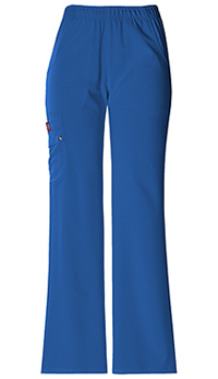 Xtreme Stretch Mid Rise Pull-On Cargo Pant (82012P-RYLZ) (82012P-RYLZ)