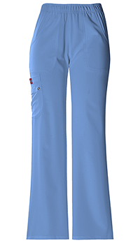 Dickies Mid Rise Pull-On Cargo Pant Ceil Blue (82012-CBLZ)