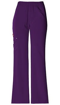 Dickies Mid Rise Pull-On Cargo Pant Eggplant (82012-EGPZ)