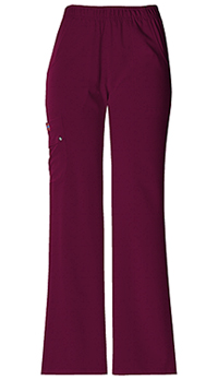 Xtreme Stretch Mid Rise Pull-On Cargo Pant (82012-WINZ) (82012-WINZ)