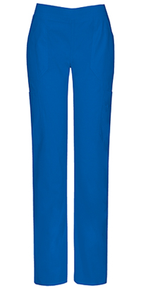 Mid Rise Moderate Flare Leg Pull-On Pant (82204AP-ROWZ)
