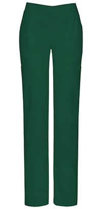 Mid Rise Moderate Flare Leg Pull-On Pant (82204AT-HUWZ)