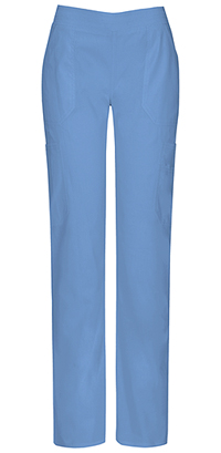 EDS Signature Stretch Mid Rise Moderate Flare Leg Pull-On Pant (82204A-CIWZ) (82204A-CIWZ)