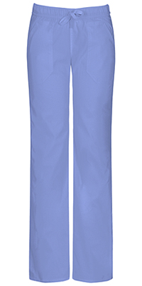 Low Rise Straight Leg Drawstring Pant (82212AT-CIWZ)