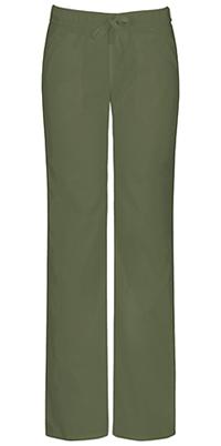 Low Rise Straight Leg Drawstring Pant (82212AT-OLWZ)