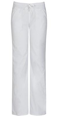Low Rise Straight Leg Drawstring Pant (82212AT-WHWZ)