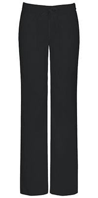 Dickies Low Rise Straight Leg Drawstring Pant Black (82212A-BLWZ)