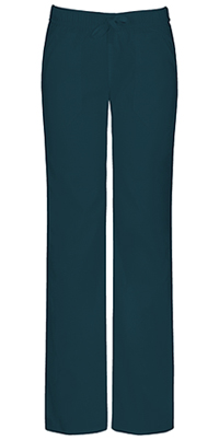 EDS Signature Stretch Low Rise Straight Leg Drawstring Pant (82212A-CAR) (82212A-CAR)