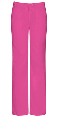 Dickies Low Rise Straight Leg Drawstring Pant Shocking Pink (82212A-SHP)