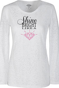 Shine Bright Knit Tee Shine Bright (82763-SHBT)
